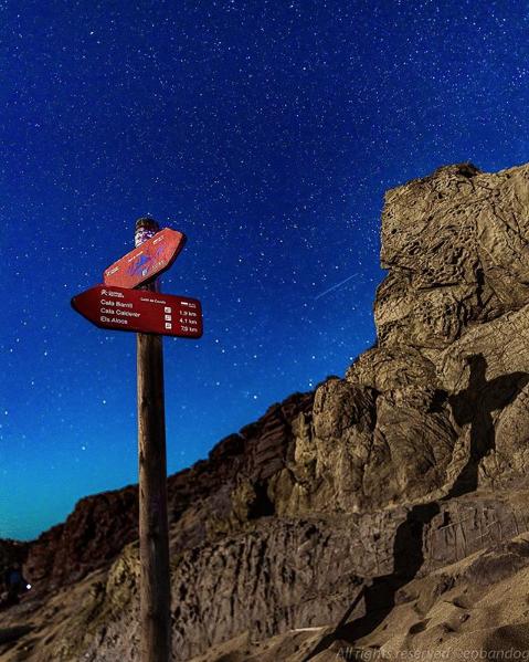 Fotografía en el desierto de la tatacoa