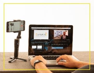 Producción de vídeo con dispositivos móviles